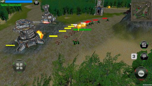 Infinity Tanks 1.2.2 screenshots 2