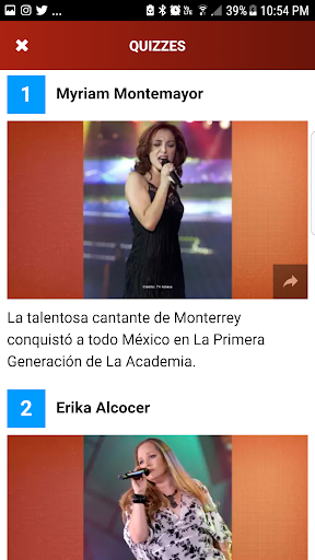 Aplikasi TV Azteca Conecta (apk) download gratis untuk Android/PC/Windows screenshot