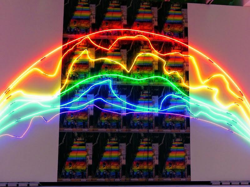 Rock rainbow di Rosa