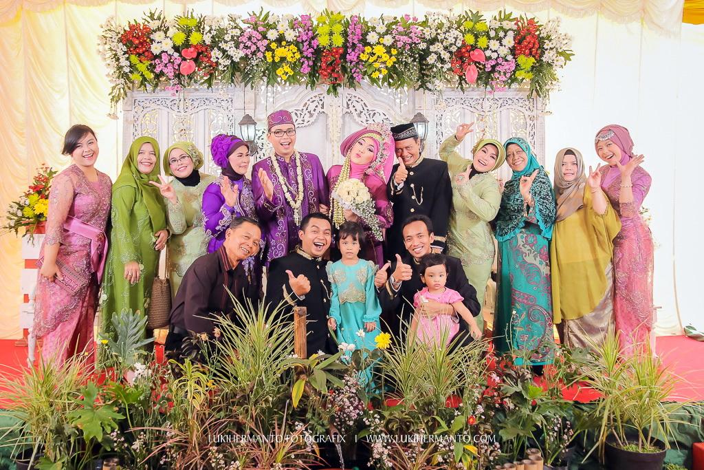 foto wedding lucu