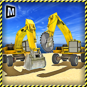 Heavy Excavator Sim 2017 for PC and MAC