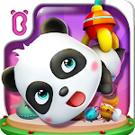 Baby Panda's Claw Machine-Win Dolls, Toys for Kids Icon