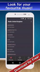 📻 England Radio FM & AM Live! screenshot 3