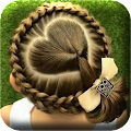 Hairstyle Nail Art Designs for Girls 2018 Free app download