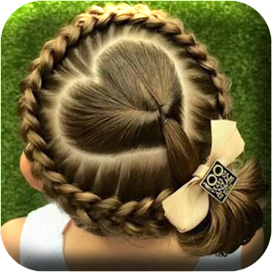 Hairstyle Nail Art Designs For Girls Free App Android Apps - Hairstyle design dikhaye