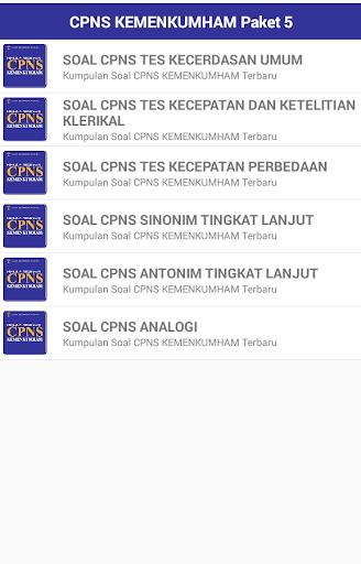 Download Soal Tiu Cpns 2018 Dan Kunci Jawaban Pdf Kanal Jabar