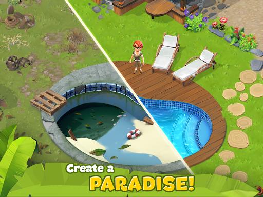 Game Lost Island: Blast Adventure (apk) download gratis untuk Android/PC/Windows screenshot