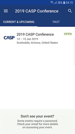 2019 CASP Conference cheat hacks
