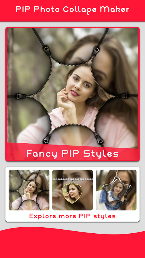 PIP Collage Maker – PIP Camera & Photo Collage
