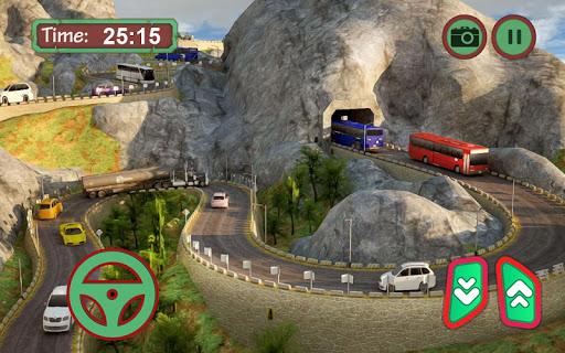 Offroad Coach bus simulator 17 - Real Driver Game 1.4 screenshots 2
