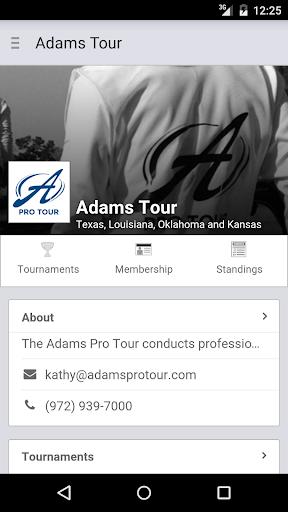Adams Pro Tour