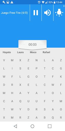 Sopa de Letras 1.0 screenshots 3