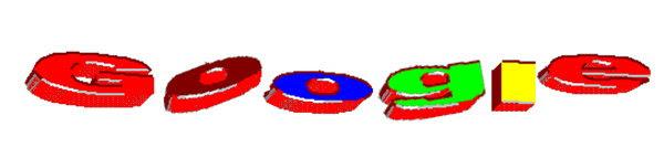 Logo Pertama Google