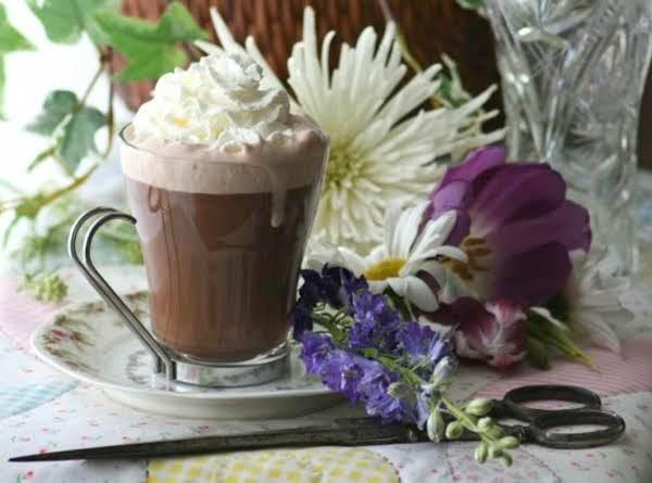 Heavenly Kahlua Hot Chocolate And Espresso