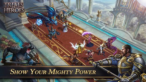 Trials of Heroes Mod Apk Latest Version | mod-apk info