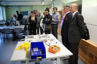 Photo: Mehhatroonika labori tutvustus