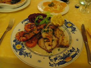 "Photo: ""Mixed grilled seafood"" at L'antica Corte"