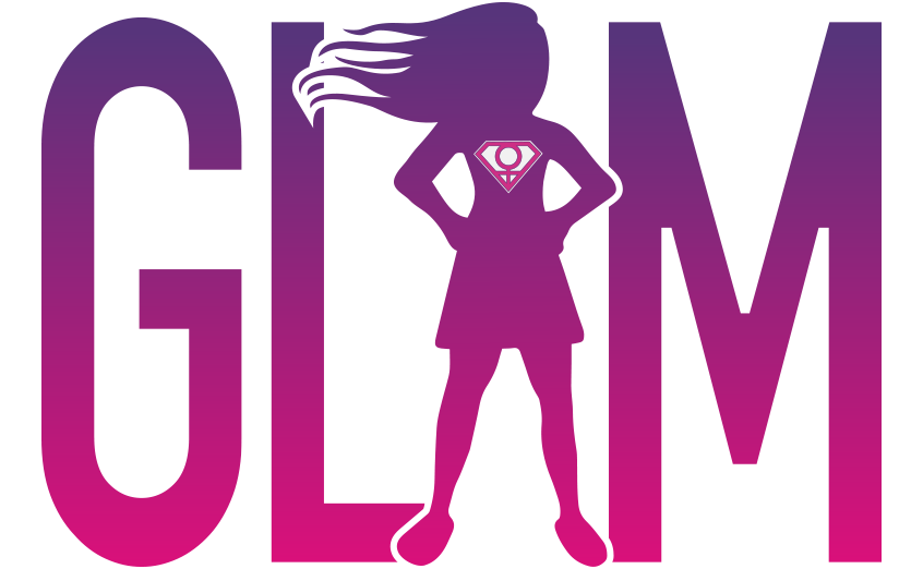 GLAM color logo