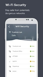 Premium Mobile Antivirus App Screenshot