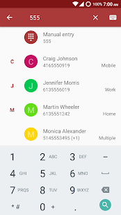 VoIP.ms SMS- screenshot thumbnail