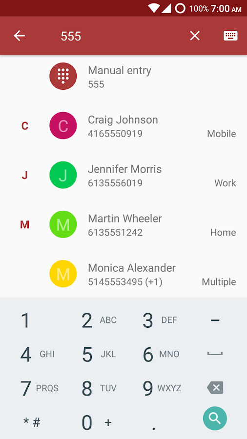 VoIP.ms SMS- screenshot