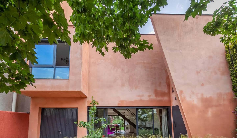 Maison contemporaine avec jardin et terrasse Antony