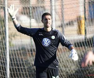 📷 Koen Casteels auteur d'un 7e clean sheet consécutif en Bundesliga !