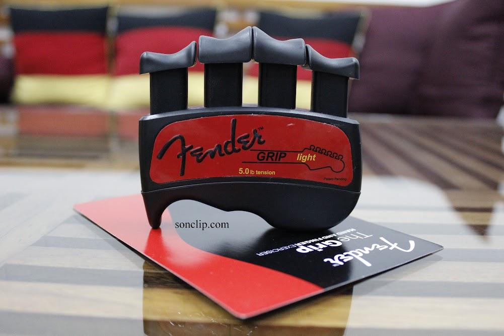 Dụng Cụ Luyện Ngón - Fender The Grip
