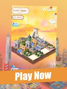 World Creator - 2048 Puzzle & Battle Screenshot