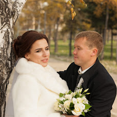 Wedding photographer Vyacheslav Fomin (VFomin). Photo of 19.10.2016