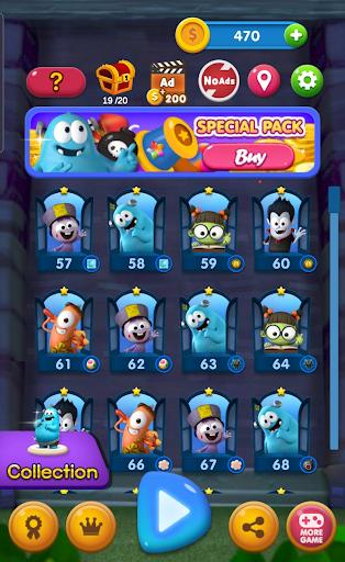 Spookiz Blast : Pop & Blast Puzzle 1.0042 screenshots 2