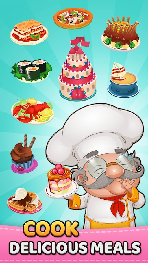Cafeland - World Kitchen APK 1.8.8 screenshots 4