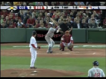 2007 ALCS, Game 7: Indians at Red Sox
