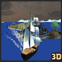 Fighting Sea Pirates War Ships icon
