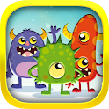 My Monsters - Sorter for kids icon