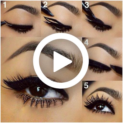 Step By Step Eyes Makeup 3.1.3 screenshots 2