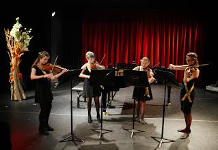 Photo: Ensemble Queens - tweede prijs en publieksprijs winnaar Jan Pasveerconcours 2015 - Ardito fotografie
