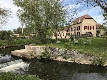 moulin à Saint-Amand-Montrond (18)