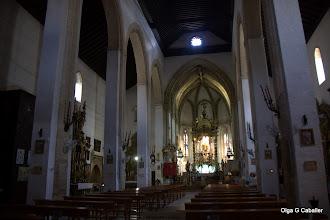 Photo: Interior de Ominum Sanctorum..al fin una abierta y sin misa!! :P