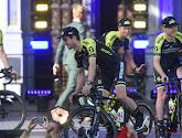 Adam Yates (Mitchelton-Scott) met podiumambities naar de Tour