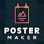 Poster Maker Flyer Design Template Graphic Creator Pro 31.0