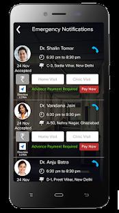MapMyDoctor-Get Nearest Doctor screenshot