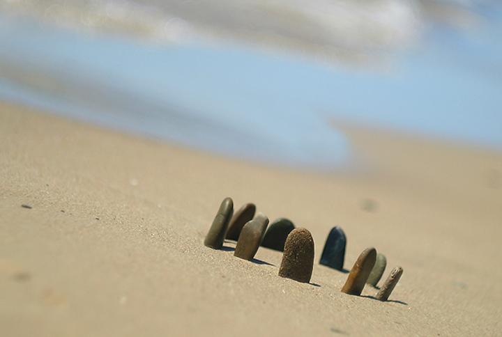 Seaside Stonehenge di Mirko Macari Fotografia