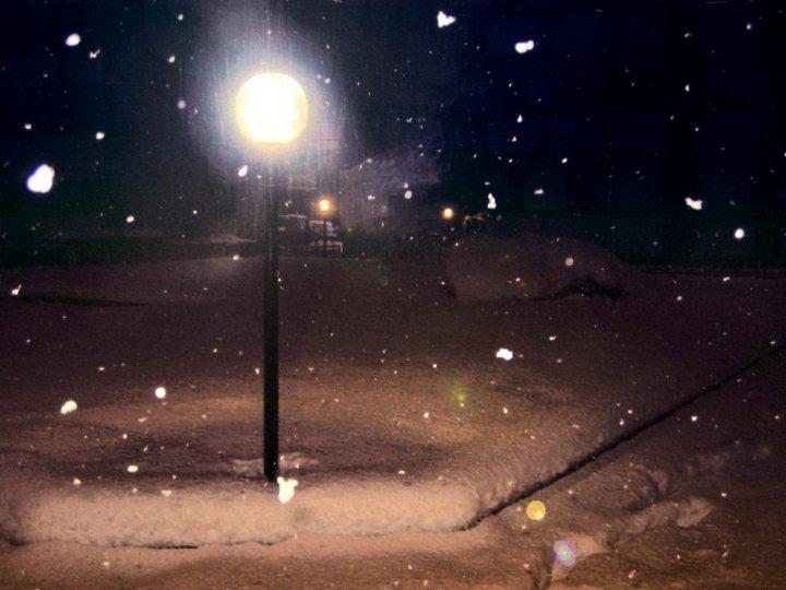 Neve a natale di newland
