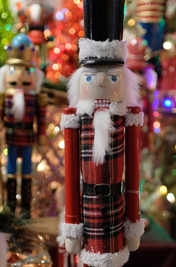 Nutcracker Ornament by Millieanne T - Public Holidays Christmas