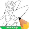 How To Draw Fairy