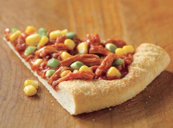 Bbq Pork Pizza Recipe