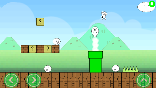 Super Cat World : Syobon Action HD modavailable screenshots 1
