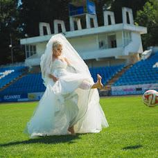 Wedding photographer Oksana Khits (nichlava). Photo of 29.09.2016
