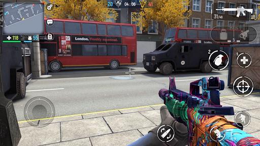 Modern Ops - Online FPS 1.53 APK MOD screenshots 1